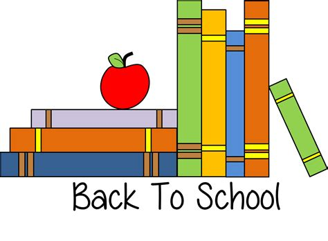 Back To School Clipart Clip Art School Clip Art Teacher