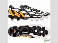 adidas Predator Absolion Instinct HG BlackNeon Orange