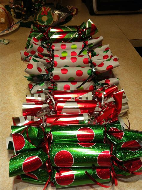christmas party favors so simple toilet paper rolls