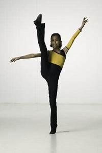 High Kick Dancer Clipart