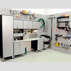 The Organized Garage Hgtv