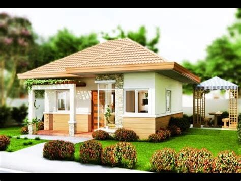 top  beautiful small house design  floor plans  estimated cost cheapest youtube