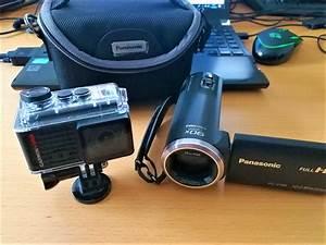 Günstige Action Cam : camcorder versus actioncam im test welche ist die beste ~ Jslefanu.com Haus und Dekorationen