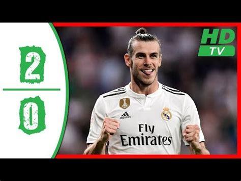 Video: Real Madrid vs Getafe 2-0 | LA Liga | All Gоals ...