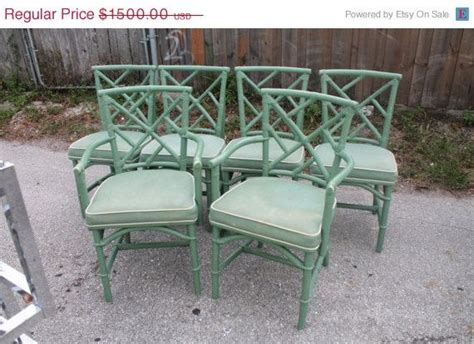 Ficks Reed Chippendale Chairs by 17 Best Images About Vintage Dining Chair Redo On