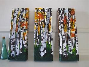 11 best kitchen images on pinterest kitchen ideas With best brand of paint for kitchen cabinets with aspen tree canvas wall art