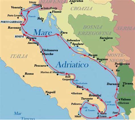 porti della grecia sulla rotta della magna grecia fa tappa a marina sveva