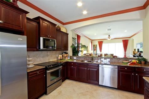 pulte homes kitchen cabinets enough counter space for big family meals pulte homes 4446