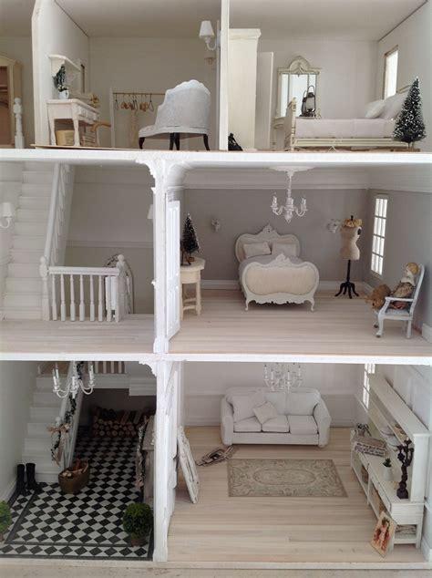 modern dollhouse inspiration visit wwwprettylittleminis