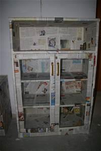 Neuer Schrank Stinkt Was Tun : schr nke mit papier bezogen buntes aus dem norden ein wohnblog ~ Indierocktalk.com Haus und Dekorationen