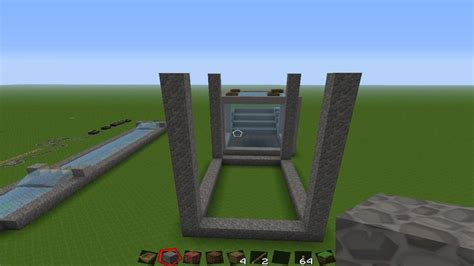 How To Make A Boat Elevator In Minecraft Pe by How To Make A Minecraft Boat Elevator 1 2 5