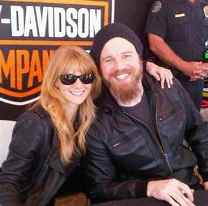 Ryan Hurst & Winter Ave Zoli | Sons of Anarchy | Pinterest ...