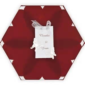 livret de messe mariage faire part de mariage pochette hexagonal calque bordeaux jp 649 faire part de