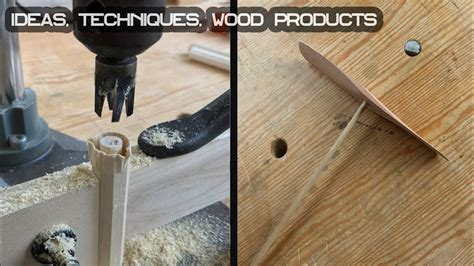 woodworking ideas techniques  wood products