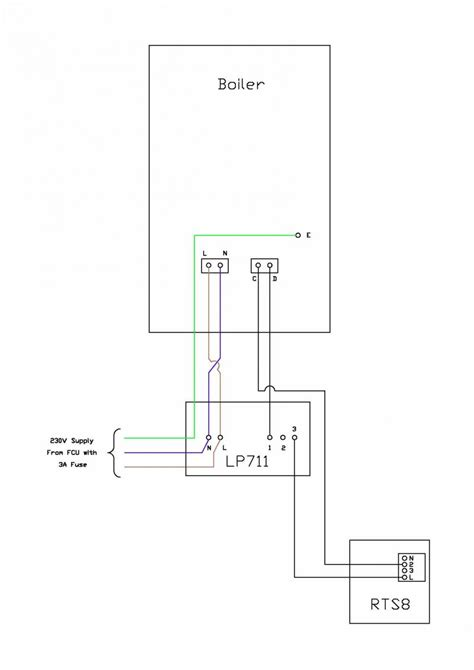 wiring  drayton rts room thermostat  lifestyle lp diynot forums