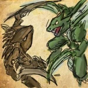 Pokemon que parecen ser de la misma rama evolutiva, mas no ...