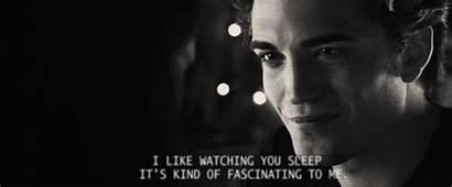 Edward Watching Sleep Creepy He Cullen Craving