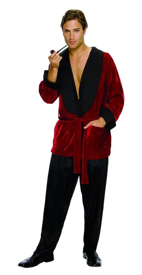 Halloweeen Club Costume Superstore. Playboy Hugh Hefner ...
