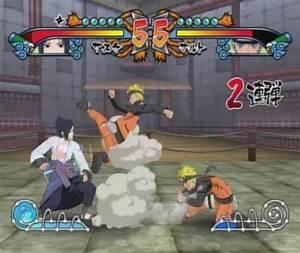 Naruto Shippuden Gekitou Ninja Taisen Ex2 User Screenshot