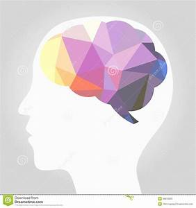 Abstract Brain Stock Vector - Image: 39619203