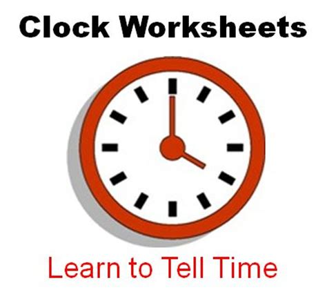 learning to read clocks worksheets 40 best images about math worksheets on tens