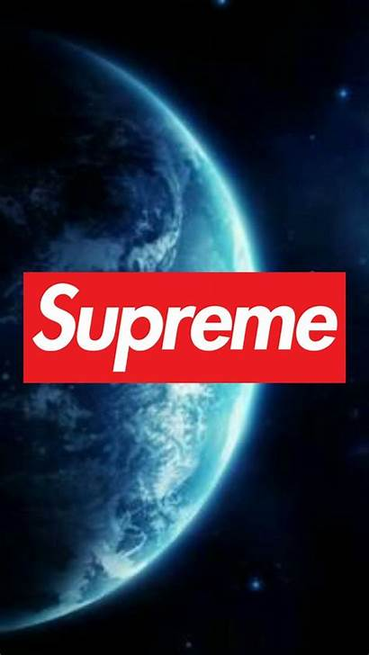 Supreme Wallpapers Iphone Samsung Space Android Hypebeast