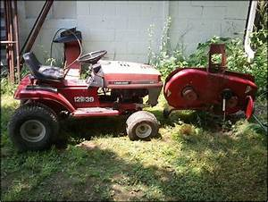 Lawn Chief 440 Riding Mower Parts