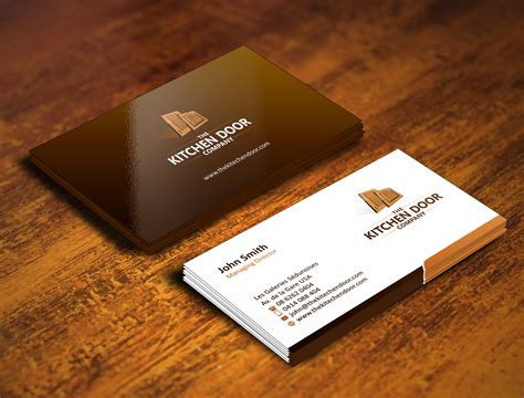 Business Card Design Contests » Captivating Business Card Painted Kitchen Cabinets With White Appliances Easy Cabinet Makeover Chan Black Design Ideas Moulding Buy And Build Pictures Of Kitchens Different Color Ikea High Gloss Doors