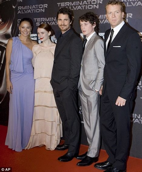 Christian Bale His Wife Make Killer Pair The