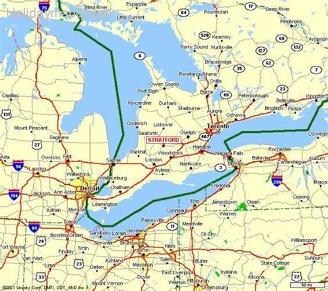 canada map  canada   holidaymapqcom