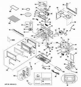 Ge Jnm1851sm4ss Parts
