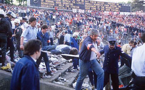 Heysel Stadium Disaster 1985