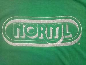 80s Norml 420 Rare    Marijuana Weed Vintage T