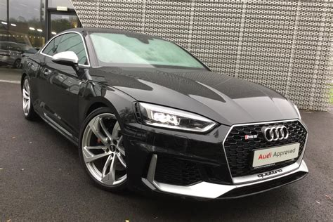Mythis 2018 Audi Rs5 Black by Used 2017 Audi Rs5 2 9 Tfsi Quattro 2dr Tiptronic For Sale