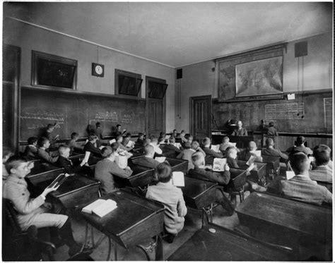 century classroom photo
