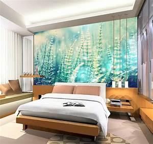 Newest fancy floral design 3d wallpaper Mordern painting ...