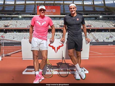 French Open 2020: Roger Federer Congratulates Rafael Nadal ...