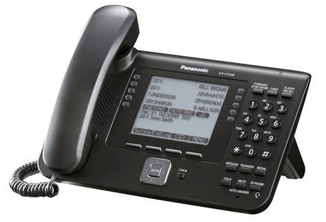 panasonic kx ut sip executive desk phone  large