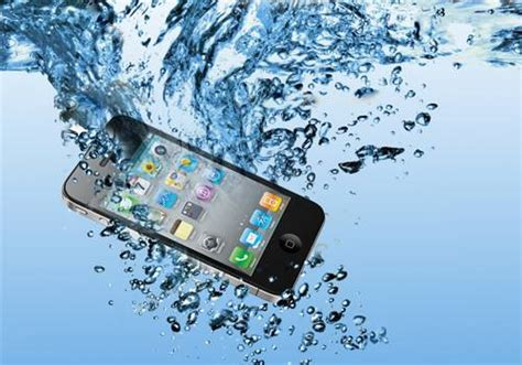 iphone fell in water 8 tips to help you with a water damaged phone advanced