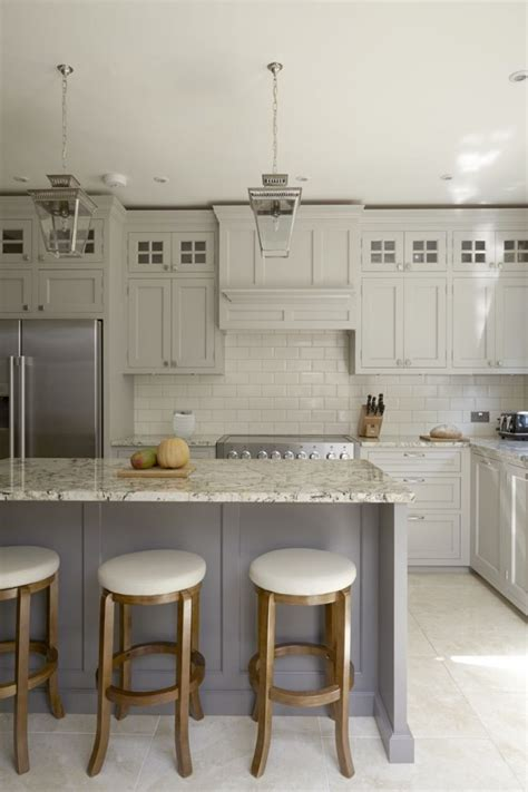 Contemporary Shaker Kitchen  Designed By Higham Furniture