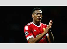Anthony Martial The best centreforward at Manchester