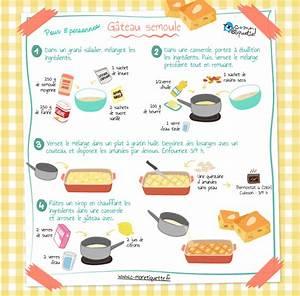 Recette De Gateau Pour Enfant : recette de g teau semoule ~ Melissatoandfro.com Idées de Décoration