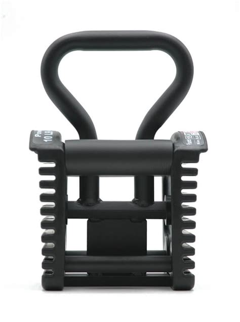 handle powerblock kettlebell series dumbbells adjustable commercial into kettlebells