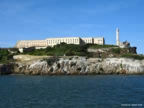 San Francisco California Alcatraz Island