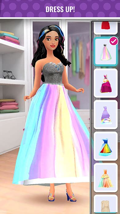 app barbie fashion closet