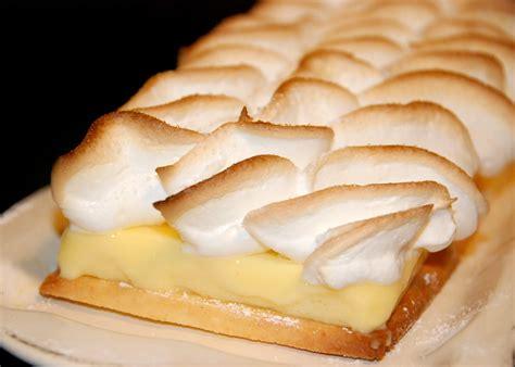 Pocher En Cuisine - tarte au citron cf christophe michalak cuisine plurielle