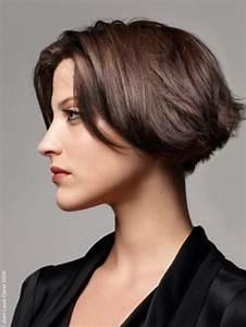 Coupe De Cheveux Carré Court : coiffure carr tr s court femme cheveux courts sur ~ Melissatoandfro.com Idées de Décoration
