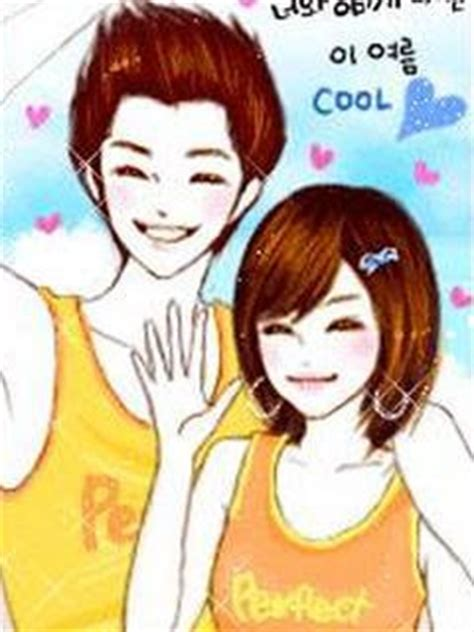 gambar anime imut gambar kartun romantis paling lucu dan imut kumpulan