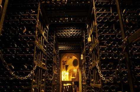 wine cellar wall the winecellar la tour d 39 argent