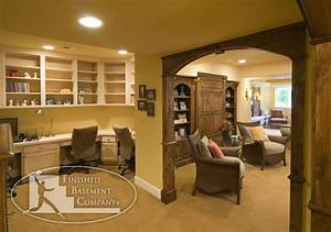 charming home office ideas for basement basement office With basement home office design ideas